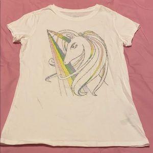 Target (Cat & Jack) Unicorn T-Shirt